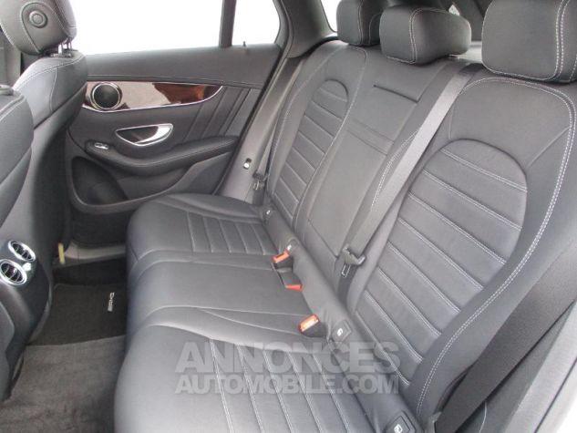 Mercedes GLC 250 d 204ch Fascination 4Matic 9G-Tronic Argent iridium métallisé Occasion - 8