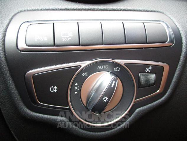 Mercedes GLC 250 d 204ch Fascination 4Matic 9G-Tronic Argent iridium métallisé Occasion - 9