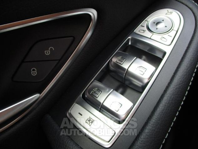 Mercedes GLC 250 d 204ch Fascination 4Matic 9G-Tronic Argent iridium métallisé Occasion - 11