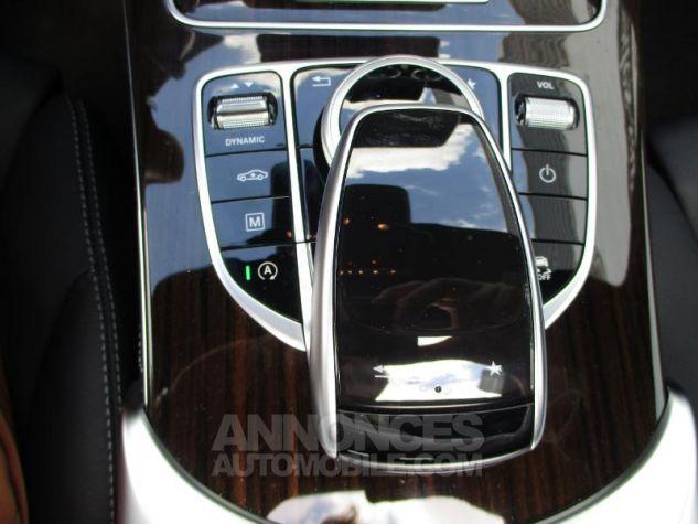 Mercedes GLC 250 d 204ch Fascination 4Matic 9G-Tronic Argent iridium métallisé Occasion - 12