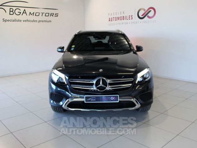 Mercedes GLC 250 D 204CH FASCINATION 4MATIC 9G-TRONIC GRIS Occasion - 10