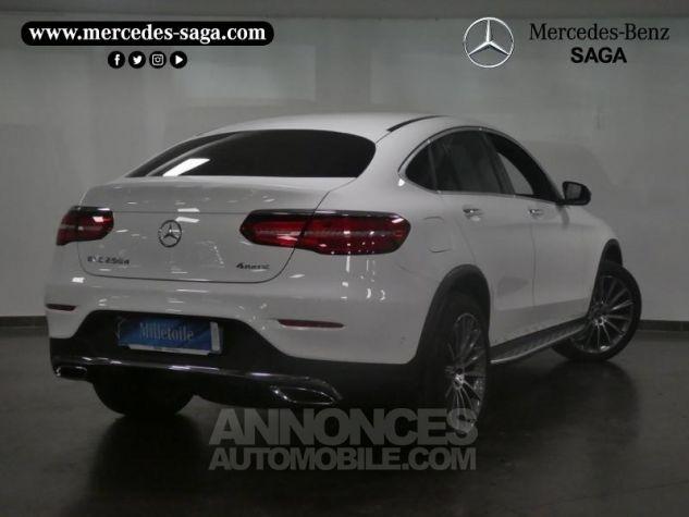 Mercedes GLC 250 d 204ch Sportline 4Matic 9G-Tronic Blanc polaire non métallisé Occasion - 1