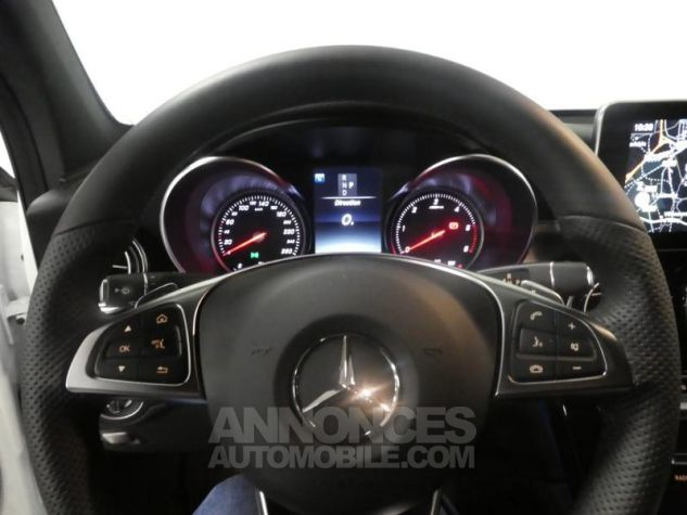 Mercedes GLC 250 d 204ch Sportline 4Matic 9G-Tronic Blanc polaire non métallisé Occasion - 6