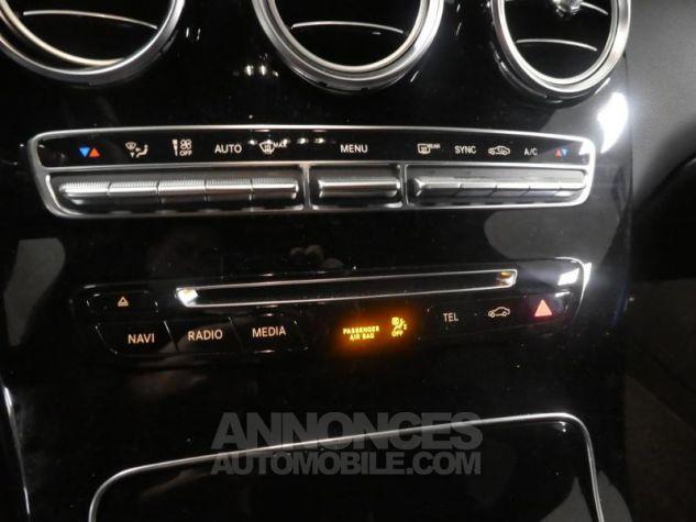 Mercedes GLC 250 d 204ch Sportline 4Matic 9G-Tronic Blanc polaire non métallisé Occasion - 7