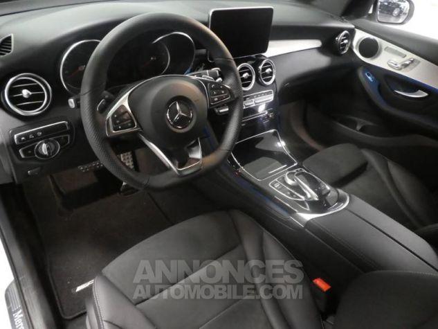 Mercedes GLC 250 d 204ch Sportline 4Matic 9G-Tronic Blanc polaire non métallisé Occasion - 2