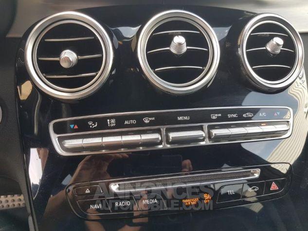 Mercedes GLC 250 d 204ch Sportline 4Matic 9G-Tronic Bleu Foncé Métal Occasion - 8