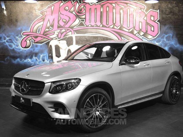 Mercedes GLC 250 D 4MATIC GRIS METAL Occasion - 1