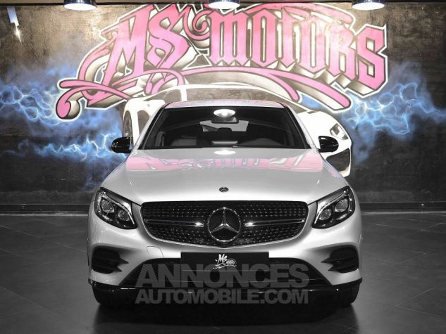 Mercedes GLC 250 D 4MATIC GRIS METAL Occasion - 2