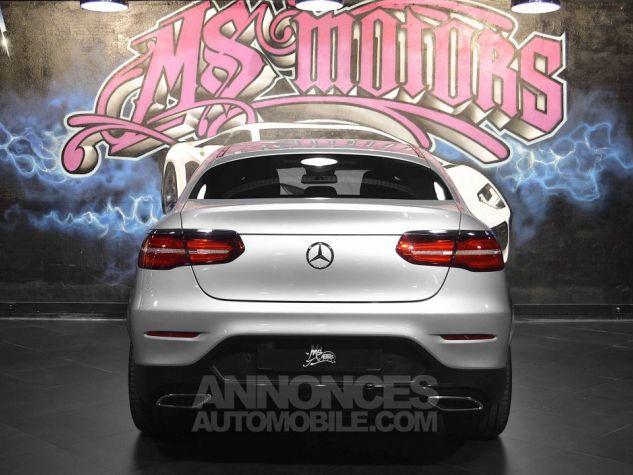 Mercedes GLC 250 D 4MATIC GRIS METAL Occasion - 4