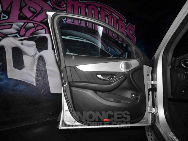 Mercedes GLC 250 D 4MATIC GRIS METAL Occasion - 7