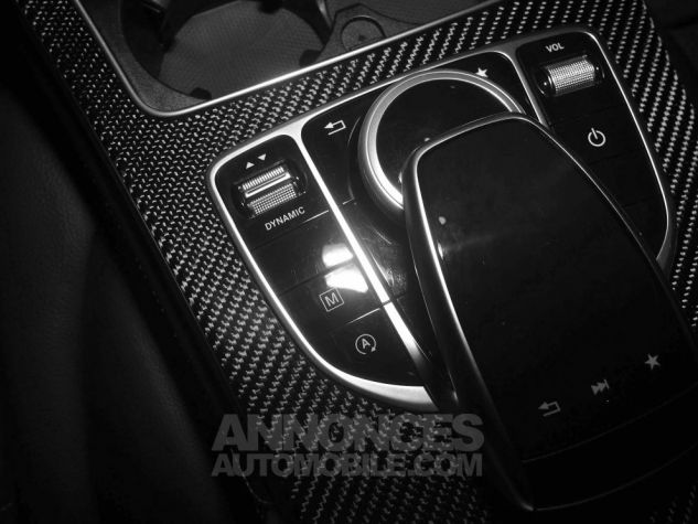 Mercedes GLC 250 D 4MATIC GRIS METAL Occasion - 14