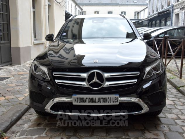 Mercedes GLC 300 Fascination 4Matic BVA9 Noir métal Occasion - 1