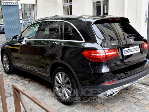 Mercedes GLC 300 Fascination 4Matic BVA9 Noir métal Occasion - 5