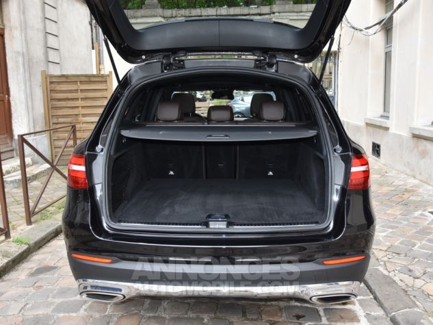 Mercedes GLC 300 Fascination 4Matic BVA9 Noir métal Occasion - 13