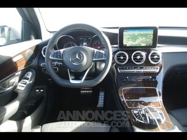 Mercedes GLC 350 d 258ch Fascination 4Matic 9G-Tronic GRIS CLAIR Occasion - 2