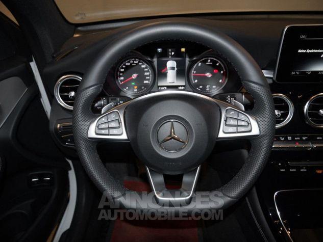 Mercedes GLC 350 D AMG LINE 4matic  BLANC  Occasion - 8