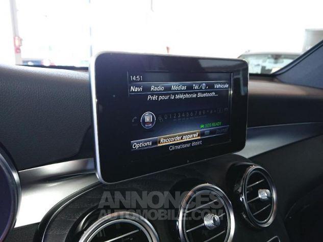 Mercedes GLC 350 e 211+116ch Business Executive 4Matic 7G-Tronic plus BLANC Occasion - 7