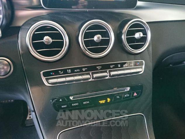 Mercedes GLC 350 e 211+116ch Business Executive 4Matic 7G-Tronic plus BLANC Occasion - 9