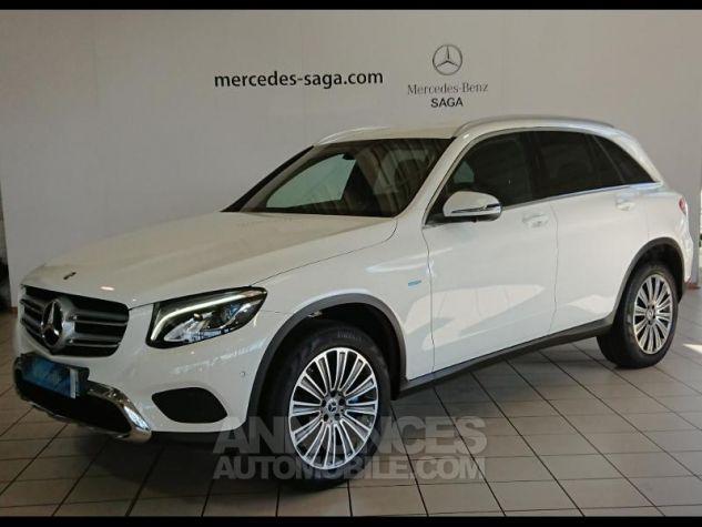 Mercedes GLC 350 e 211+116ch Business Executive 4Matic 7G-Tronic plus BLANC Occasion - 0