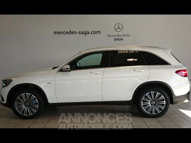 Mercedes GLC 350 e 211+116ch Business Executive 4Matic 7G-Tronic plus BLANC Occasion - 2