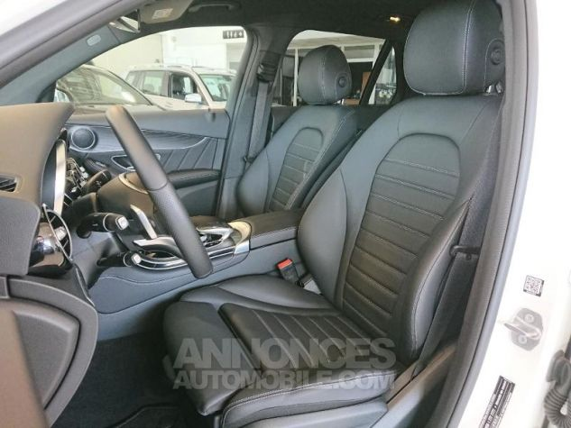 Mercedes GLC 350 e 211+116ch Business Executive 4Matic 7G-Tronic plus BLANC Occasion - 3