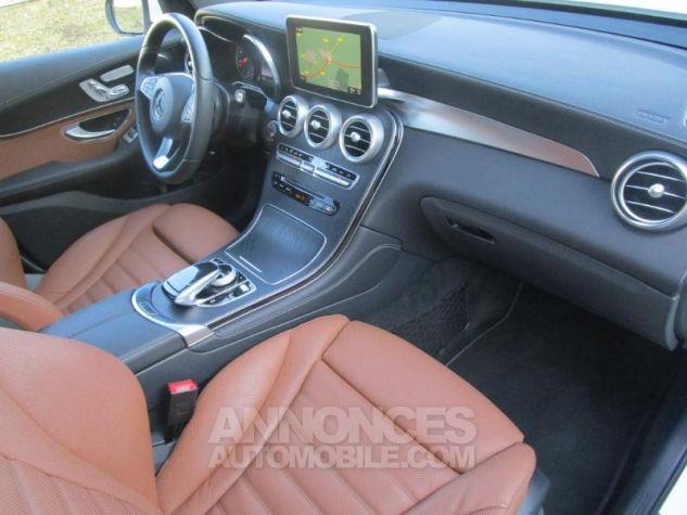 Mercedes GLC 350 e 211+116ch Fascination 4Matic 7G-Tronic plus BLANC POLAIRE Occasion - 4