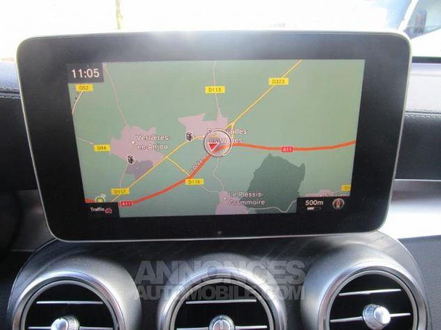 Mercedes GLC 350 e 211+116ch Fascination 4Matic 7G-Tronic plus BLANC POLAIRE Occasion - 5