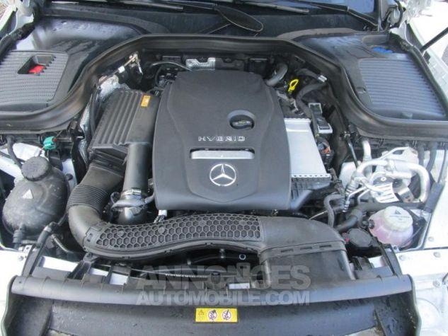 Mercedes GLC 350 e 211+116ch Fascination 4Matic 7G-Tronic plus BLANC POLAIRE Occasion - 8