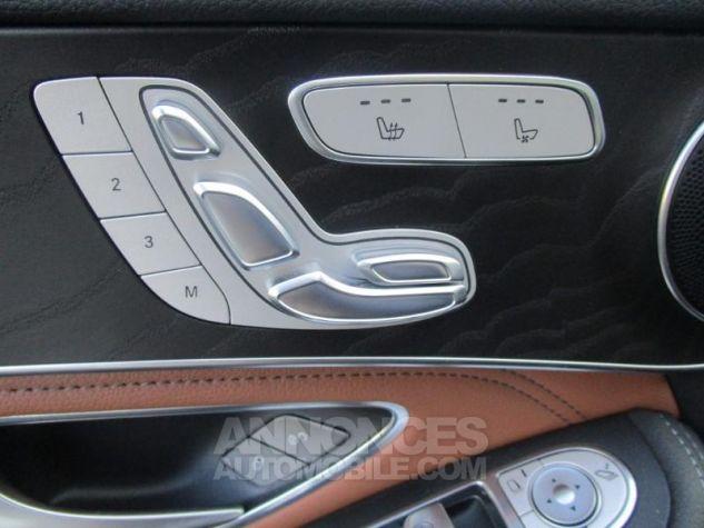 Mercedes GLC 350 e 211+116ch Fascination 4Matic 7G-Tronic plus BLANC POLAIRE Occasion - 12