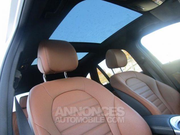 Mercedes GLC 350 e 211+116ch Fascination 4Matic 7G-Tronic plus BLANC POLAIRE Occasion - 14