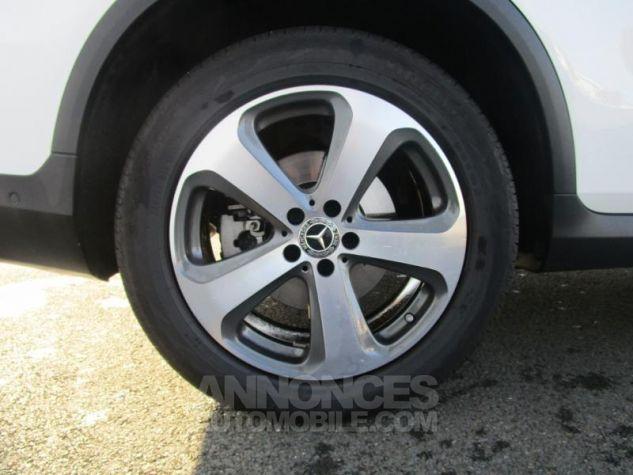 Mercedes GLC 350 e 211+116ch Fascination 4Matic 7G-Tronic plus BLANC POLAIRE Occasion - 19
