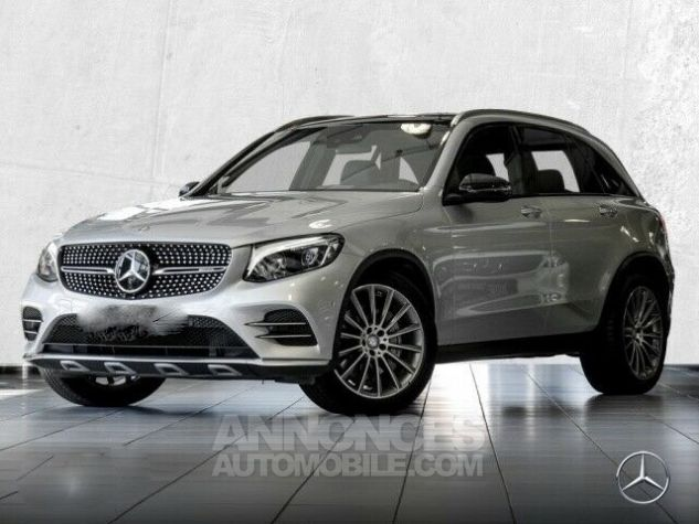 Mercedes GLC 43 AMG 4M  PANO/ BURMESTER  Gris SILVER Occasion - 1