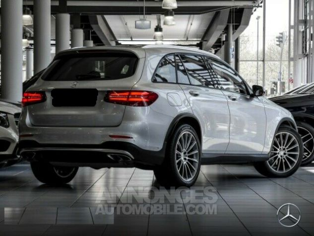 Mercedes GLC 43 AMG 4M  PANO/ BURMESTER  Gris SILVER Occasion - 2