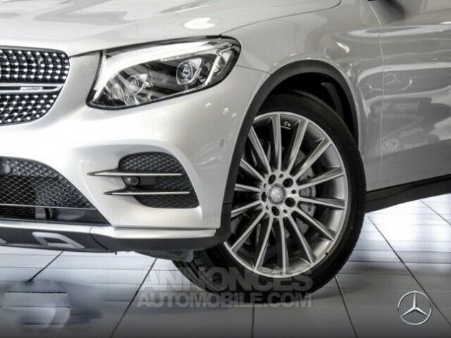 Mercedes GLC 43 AMG 4M  PANO/ BURMESTER  Gris SILVER Occasion - 3