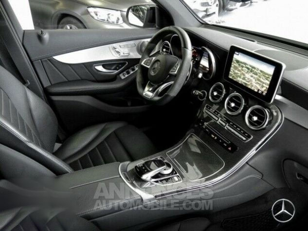 Mercedes GLC 43 AMG 4M  PANO/ BURMESTER  Gris SILVER Occasion - 4