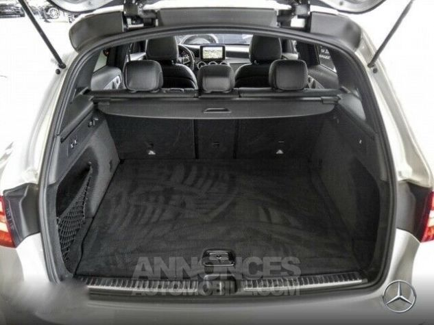 Mercedes GLC 43 AMG 4M  PANO/ BURMESTER  Gris SILVER Occasion - 9