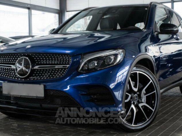 Mercedes GLC 43 AMG 4MATIC 367CH Bleu métallisé Occasion - 1