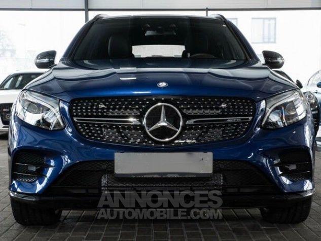 Mercedes GLC 43 AMG 4MATIC 367CH Bleu métallisé Occasion - 2