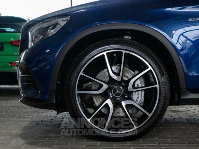 Mercedes GLC 43 AMG 4MATIC 367CH Bleu métallisé Occasion - 3