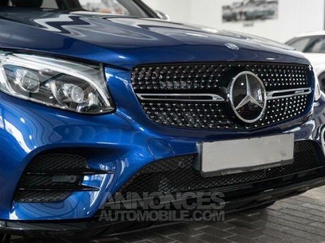 Mercedes GLC 43 AMG 4MATIC 367CH Bleu métallisé Occasion - 7