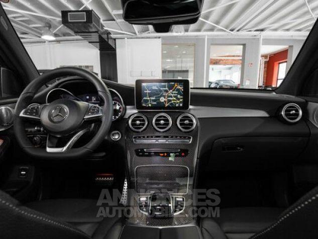 Mercedes GLC 43 AMG 4MATIC 367CH Bleu métallisé Occasion - 8