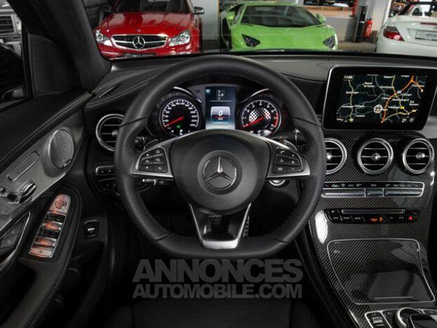 Mercedes GLC 43 AMG 4MATIC 367CH Bleu métallisé Occasion - 9