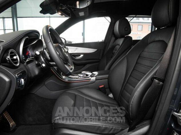 Mercedes GLC 43 AMG 4MATIC 367CH Bleu métallisé Occasion - 10
