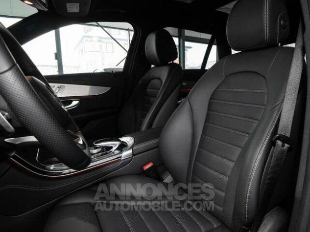 Mercedes GLC 43 AMG 4MATIC 367CH Bleu métallisé Occasion - 11