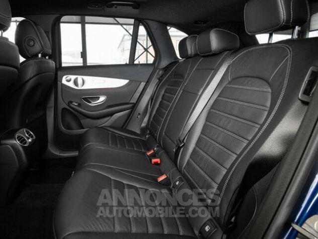 Mercedes GLC 43 AMG 4MATIC 367CH Bleu métallisé Occasion - 12
