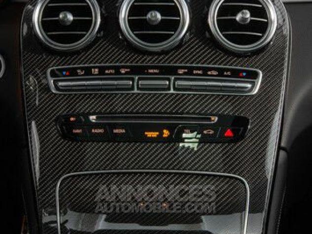 Mercedes GLC 43 AMG 4MATIC 367CH Bleu métallisé Occasion - 13