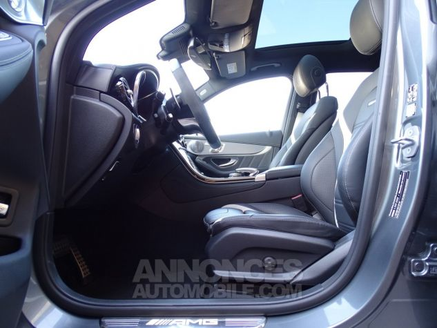 Mercedes GLC 63 AMG S 4-MATIC 510 CV - MONACO Gris Selentie Métal Occasion - 5