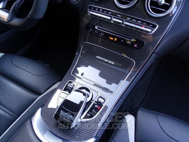 Mercedes GLC 63 AMG S 4-MATIC 510 CV - MONACO Gris Selentie Métal Occasion - 17