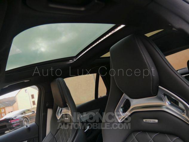 Mercedes GLC 63 S AMG 4MATIC, Toit pano, Distronic, Affichage tête haute, 360°, Sièges Performance, designo, Carbone, Attelage Noir Obsidienne métallisé Occasion - 7
