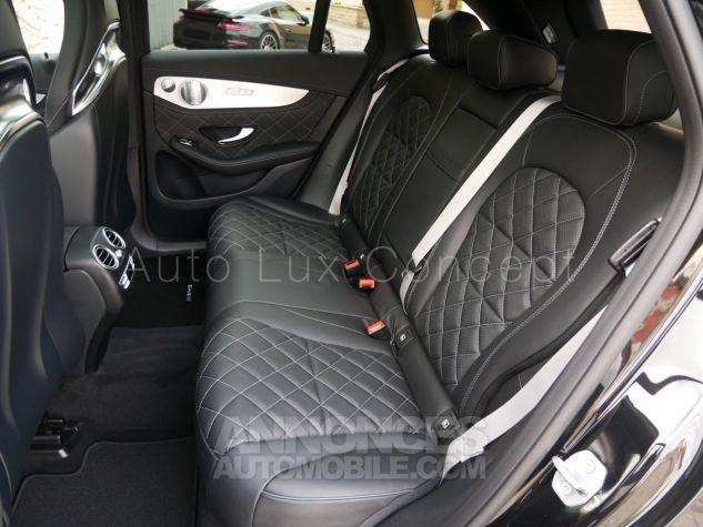 Mercedes GLC 63 S AMG 4MATIC, Toit pano, Distronic, Affichage tête haute, 360°, Sièges Performance, designo, Carbone, Attelage Noir Obsidienne métallisé Occasion - 8